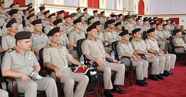 بالصور.. القوات المسلحة تحتفل بتخرج دفعة جديدة من الضباط المتخصصين بالكلية الحربية