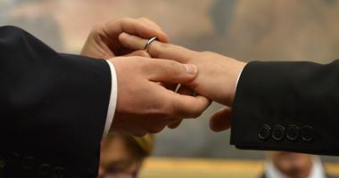 """بالصور.. """"الشيوخ الإيطالى""""يناقش مشروع قانون النقابات المدنية للمثليين"""