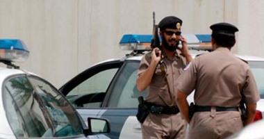 شرطة الرياض تعتقل مسلحين اقتحما مركز للتموينات بحى النظيم