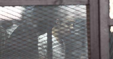 جانب من محاكمة عناصر تنظيم أجناد مصر الإرهابى