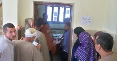 ظهور طوابير الناخبين فى قرى المرشحين والميمون تتصدر المشهد