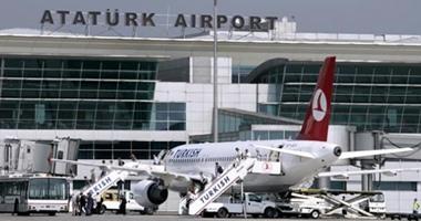 """""""سكاى نيوز"""": إغلاق مطار أتاتورك"""