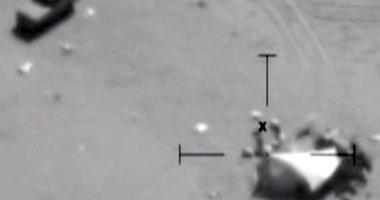 بالصور.. قوات الجيش تحبط محاولة تهريب أسلحة وذخائر بالمنطقة الغربية
