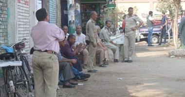 رئيس لجنة فرعية بالعجوزة: 500 ناخب أدلوا بأصواتهم من أصل 2000