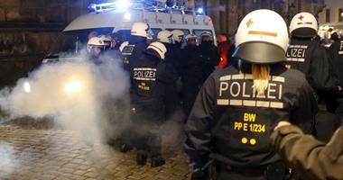 الشرطة الألمانية تعتقل مصريا أصاب 4 أشخاص فى عملية طعن عشوائية