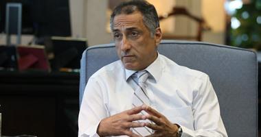"""طارق عامر لـ""""اليوم السابع"""": لم نتلق ودائع من الإمارات والسعودية حتى الآن"""