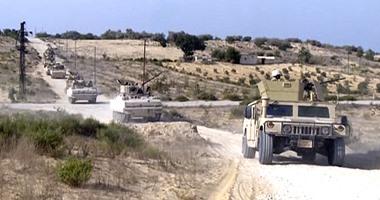 مقتل 4 عناصر تكفيرية فى عملية أمنية جنوب رفح.. وتدمير 12 بؤرة إرهابية