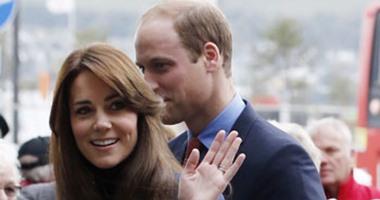 الأمير وليام وزوجته كيت يزوران باكستان فى الخريف