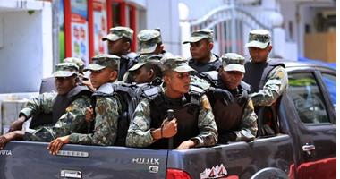 شرطة المالديف تلقى القبض على الرئيس السابق عبد القيوم
