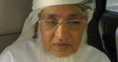 السعودى على بن أحمد مرضمه