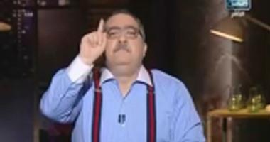 إبراهيم عيسى بـ القاهرة والناس : الدولة تروج للاصطفاف السياسى وليس الوطنى