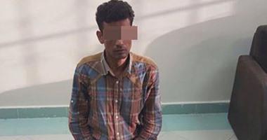 ضبط تجار مخدرات بحوزته 25 قطعة حشيش بشرم الشيخ