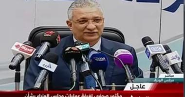 وزير التنمية المحلية: أزمة الإسكندرية لم تؤثر على الانتخابات بجولة الإعادة