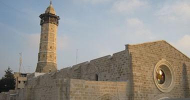 """قطاع المشروعات بـ""""الآثار"""": الانتهاء من ترميم مسجد """"العمرى"""" الأثرى بإدفو خلال أيام.. والتكلفة تتجاوز الـ 4 ملايين جنيه.. والوزير يفتتحه منتصف نوفمبر"""