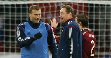 رسميا.. مدرب سسكا موسكو يقود روسيا فى يورو 2016