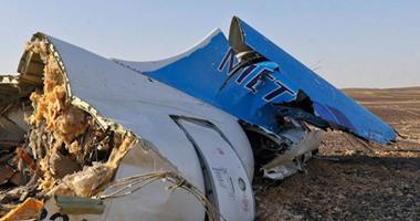 أول صور لتفقد رئيس الوزراء ووزير الدفاع لموقع الطائرة الروسية المنكوبة