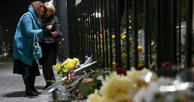 جانب من التعزية لضحايا الطائرة