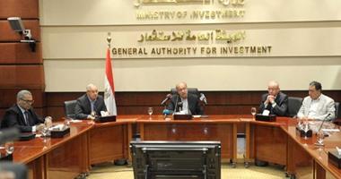 المهندس شريف اسماعيل رئيس مجلس الوزراء أثناء المؤتمر