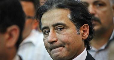 أحمد يغادر مجلس الدولة تحدثه