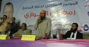 مرشح قبطى بالنور بالإسكندرية: مازلت على دينى ولكنى أدعم الشريعة الإسلامية