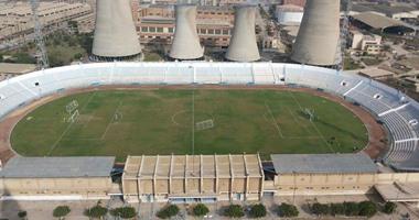 استاد غزل المحلة يعود إلى الدورى المصرى باستضافة الزمالك