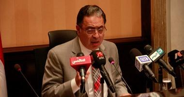 الدكتور أحمد عماد الدين - وزير الصحة