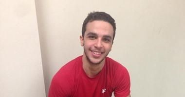 محمد أبو الغار يتوج بـكأس الدولية للاسكواش