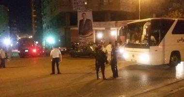 إمام مسجد الحق بالهجانة: الضابط الشهيد ضحى بنفسه لإنقاذ الأهالى