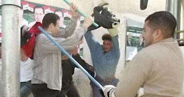 إصابة عامل فى مشاجرة بسبب فرض إتاوة على محل بالهرم