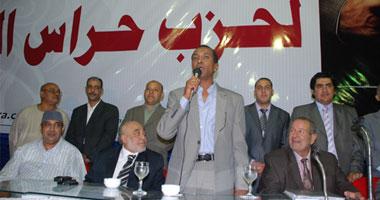 """رئيس """"حراس الثورة"""": سأرحل من مصر لو فاز شفيق بالرئاسة 11020112519205"""