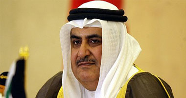 وزير خارجية البحرين يصل إلى بغداد فى زيارة رسمية