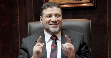 الدكتور أسامة ياسين وزير الشباب