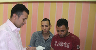 تجديد حبس المتهم الرابع بقتل نائب مأمور تلا 15 يوما