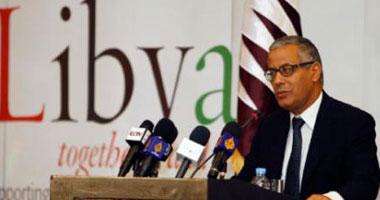 رئيس الحكومة الليبية على زيدان