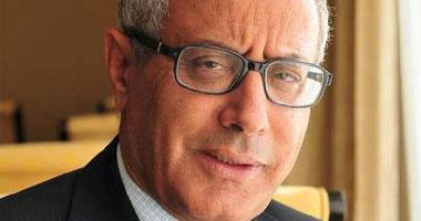 رئيس االوزراء الليبى السابق على زيدان