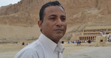 الأديب حمدى سعيد المدير بالهيئة العامة لقصور الثقافة