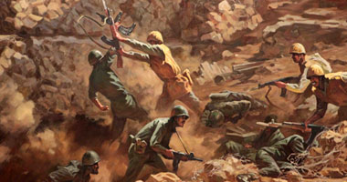 ضابط كويتى شارك فى حرب أكتوبر يدعو العرب للمحافظة على إنجازات الشهداء