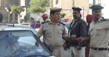 ضبط 412 مخالفة مرورية وتنفيذ 559 حكمًا قضائيًا فى المنيا