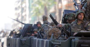 الجيش اللبنانى يتسلم مجموعة من الصواريخ الأمريكية المضادة للدروع  . 11020132994454