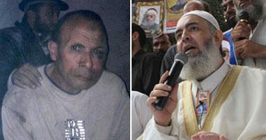 الشيخ حازم ابو إسماعيل يقنع المتظاهرين بفك أسر الضابط