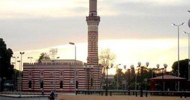 مسجد عمر مكرم