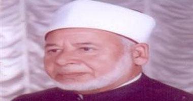 الشيخ على أبو الحسن أمين بيت العائلة المصرية بأسيوط
