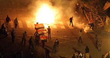 """""""6إبريل"""": سنغلق الشوارع المؤدية للداخلية لمنع إفساد ذكرى محمد محمود"""