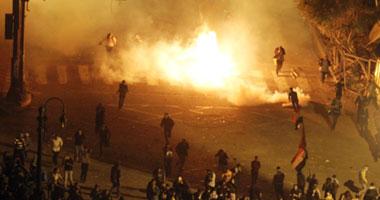 انسحاب الأمن العينى ومجمع التحرير