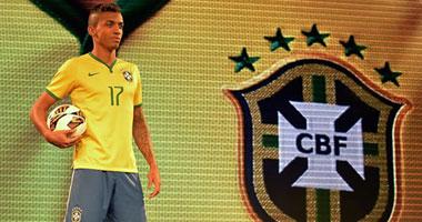 الزى الجديد للبرازيل