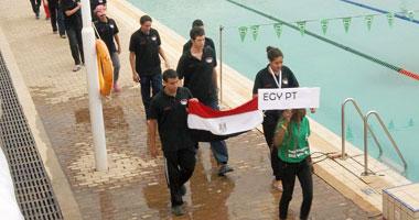 10 ميداليات لمصر فى اليوم الثالث لبطولة أفريقيا للسباحة القصيرة