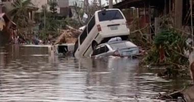 الأمم المتحدة تطلق نداء لجمع 301 مليون دولار لضحايا إعصار الفلبين