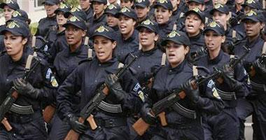 """""""الداخلية"""" تستعين بـ""""الشرطة النسائية"""" للمرة الأولى بميدان التحرير"""