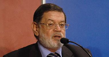"""ثروت الخرباوى: """"الإخوان"""" طالبت أعضاءها بالتصويت بـ""""لا"""" فى الاستفتاء"""