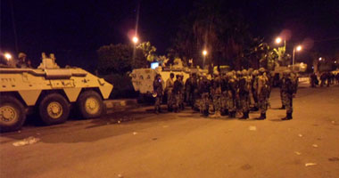 مصدر عسكرى: 27 شهيدًا و31 مصابًا حصيلة حادث العريش حتى الآن